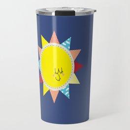 In the sun Travel Mug