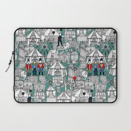 retro circus Laptop Sleeve