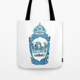 ROYAL WORCESTER JAR Tote Bag