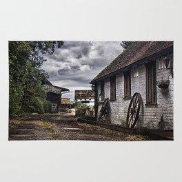 Old Farm Rug