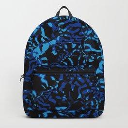 BLUE TRIDANCA Backpack