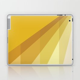 New Heights - Gold Laptop & iPad Skin