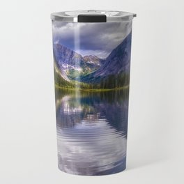 Misty Fiords Lake Travel Mug