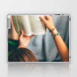 a good read Laptop & iPad Skin