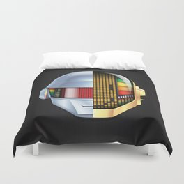 Daft Punk - Discovery Duvet Cover