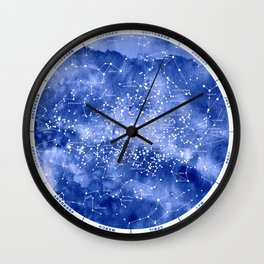 Southern Stars Wall Clock