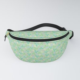 Whimsical Leaves Fanny Pack