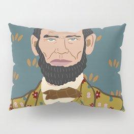 Abe Lincoln Pillow Sham