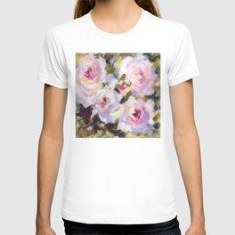 White Rose Garden T-shirt