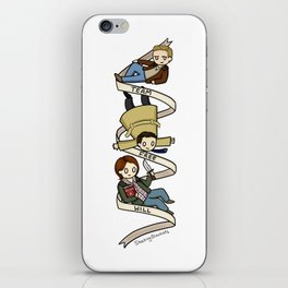 Team Free Will iPhone Skin