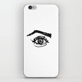 eye #1 iPhone Skin