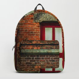 Vintage Station Entrance Backpack