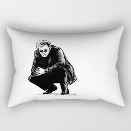 """""""H"""" Rectangular Pillow"""