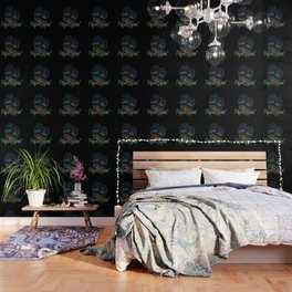 Flipfloppin' Neon Wallpaper