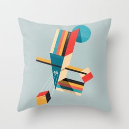 See the next page Throw Pillow