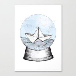 Seabound Canvas Print