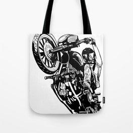 Wheelee Tote Bag