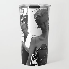 Montreal 2008 – Yves Saint Laurent Love - 40 years of creation retrospective Travel Mug