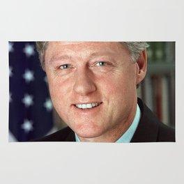 President Bill Clinton Rug