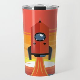 Deco Rocket Travel Mug