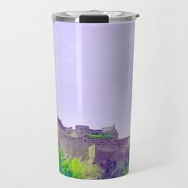 Edinburgh Castle-Edinburgh, Scotland United Kingdom Travel Mug