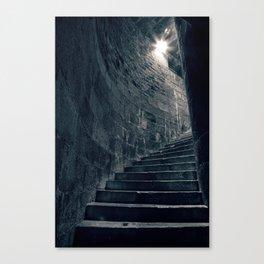 Stairway to Heathens Canvas Print