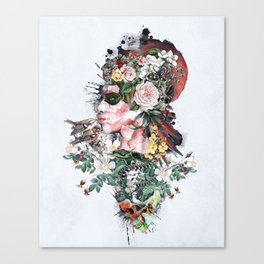 Queen of Nature Canvas Print