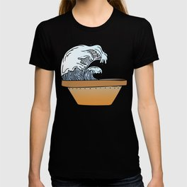 Potted Waves T-shirt