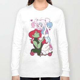 Harlivy cuties in love Long Sleeve T-shirt
