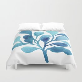 Ocean Illustrations Collection part II Duvet Cover