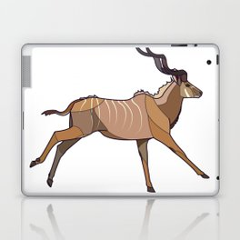 Geometric Antelope Laptop & iPad Skin
