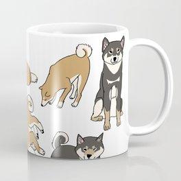 I love Shiba inu! Coffee Mug