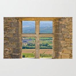 Window To The Luberon Rug