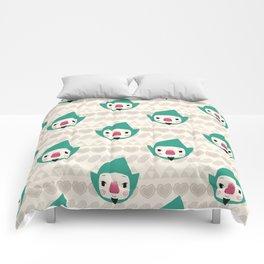 Tingle pattern Comforters