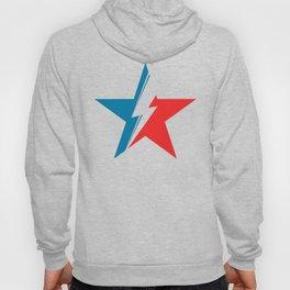 Bowie Star black Hoody