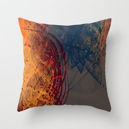 12717 Throw Pillow