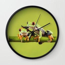 MY BEST FRIEND Wall Clock