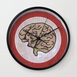 Brainless Wall Clock