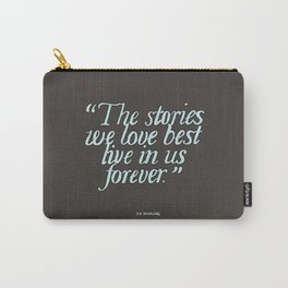 Harry Potter Quote #2 Carry-All Pouch