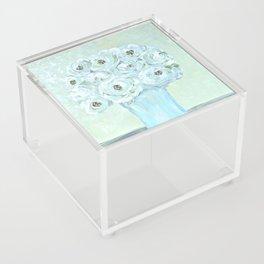 A Saturday Bouquet Acrylic Box