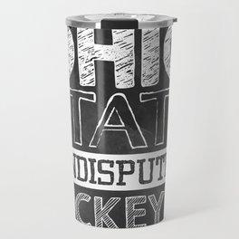 Undisputed Buckeyes Travel Mug