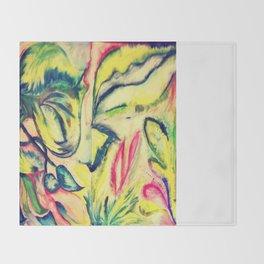 fleur Throw Blanket