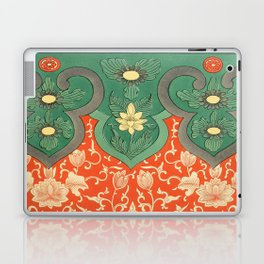 Examples of Chinese Ornament XCIV Laptop & iPad Skin