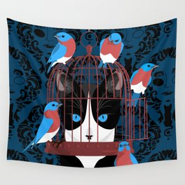 Southern Ghost Wall Tapestry
