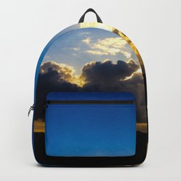 Twin Flame Cloud Lovers Backpack