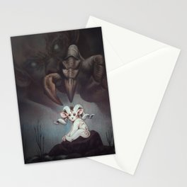 Demon's Son Stationery Cards