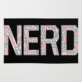 NERD. Rug