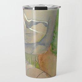 Aquarius Gardens Travel Mug