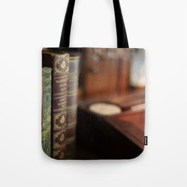 The Writing Desk 2 Tote Bag