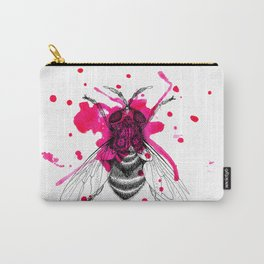 Squashed fly Carry-All Pouch